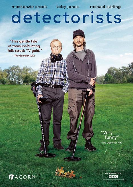Mackenzie Crook, Toby Jones