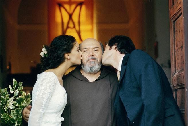 Nicole Grimaudo, Lino Banfi