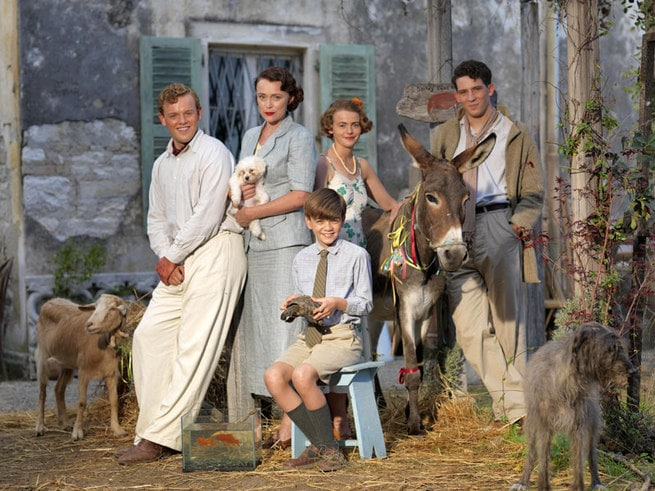 Keeley Hawes, Milo Parker, Josh O'Connor, Callum Woodhouse, Daisy Waterstone