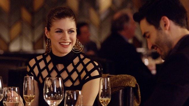 Alexandra Daddario, Tyler Hoechlin