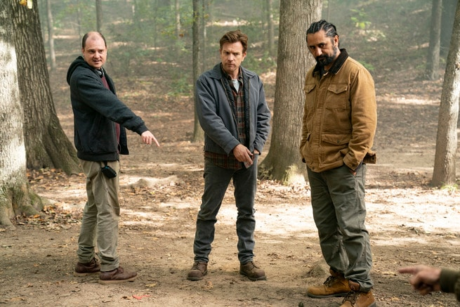 Ewan McGregor, Mike Flanagan, Cliff Curtis