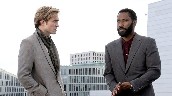 Robert Pattinson, John David Washington