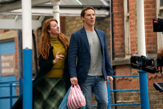 Benedict Cumberbatch, Elizabeth Berrington