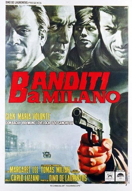 Risultato immagini per Banditi a Milano