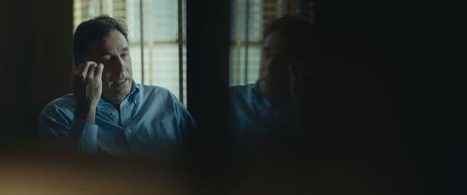 Scott Shepherd, Peter Sarsgaard