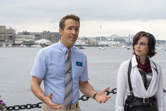 Ryan Reynolds, Jodie Comer