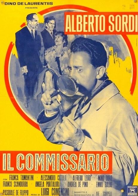 Il commissario (1962) | FilmTV.it