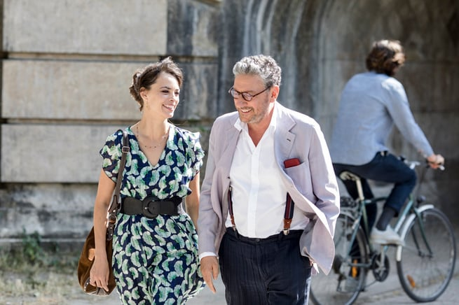 Sergio Castellitto, Bérénice Bejo