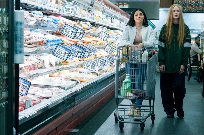 Evan Rachel Wood, Gina Rodriguez