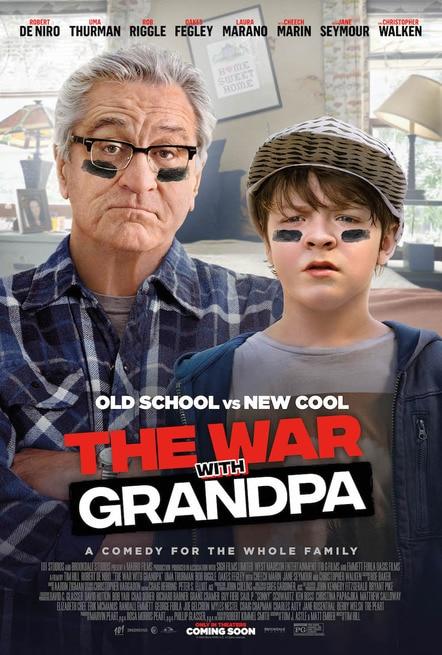 Nonno, questa volta è guerra