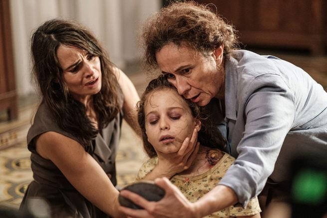 Mia Maestro, Giulia Patrignani, Mariella Lo Sardo