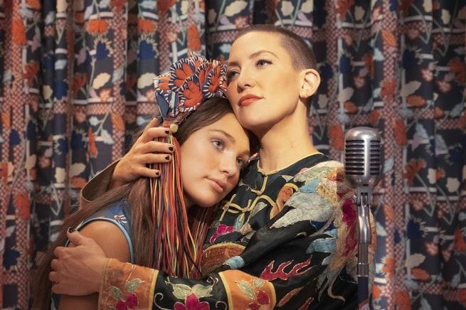 Maddie Ziegler, Kate Hudson