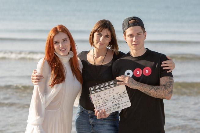 Bella Thorne, Elisa Amoruso, Benjamin Mascolo