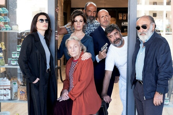 Eleonora Ivone, Vanessa Incontrada, Francesco Pannofino, Alessandro Haber, Jonis Bascir, Elena Cotta, Gian Marco Tognazzi