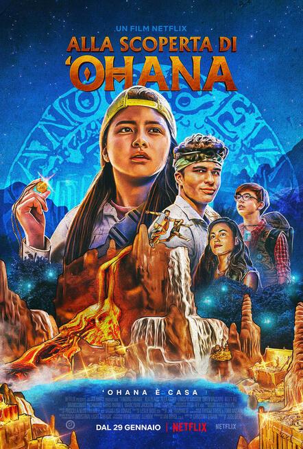Alla scoperta di 'Ohana