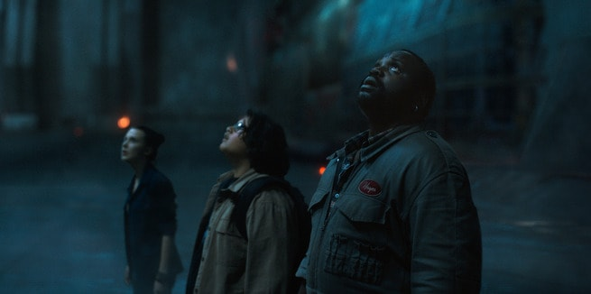 Julian Dennison, Millie Bobby Brown, Brian Tyree Henry