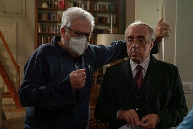 Silvio Orlando, Roberto Andò