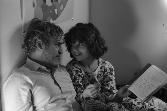Joaquin Phoenix, Woody Norman