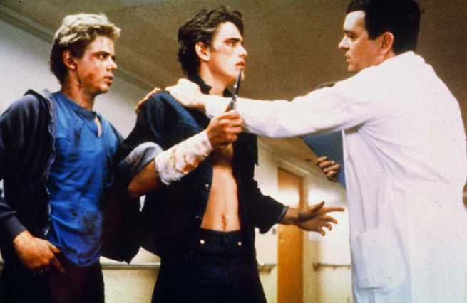 C. Thomas Howell, Matt Dillon