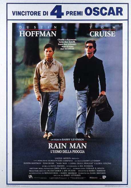 1/7 - Rain Man. L'uomo della pioggia