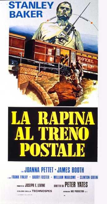 1/3 - La rapina al treno postale