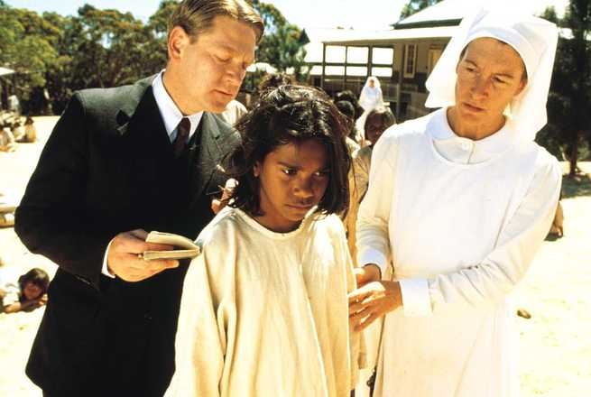 Kenneth Branagh, Everlyn Sampi, Kate Roberts