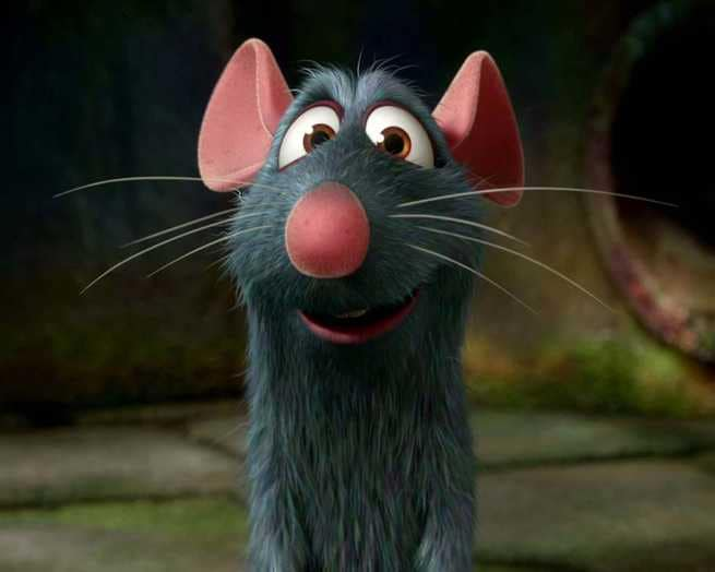 1/7 - Ratatouille