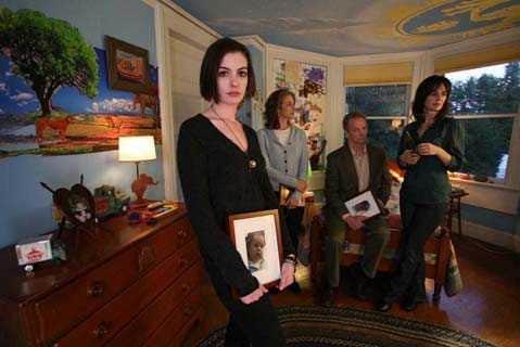 Anne Hathaway, Debra Winger, Bill Irwin, Rosemarie DeWitt