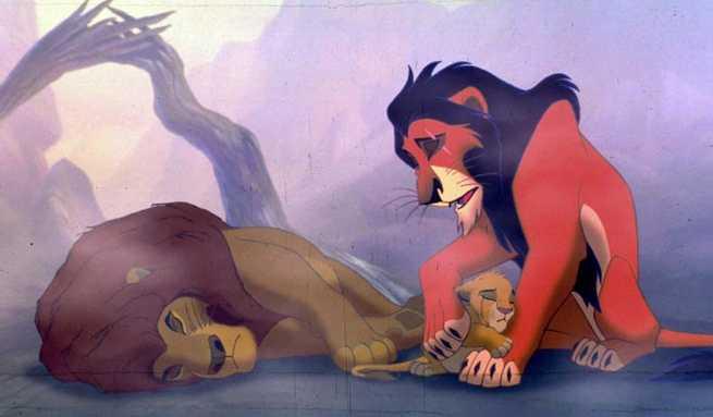2/7 - Il re Leone