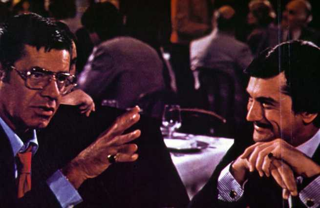 Jerry Lewis, Robert De Niro