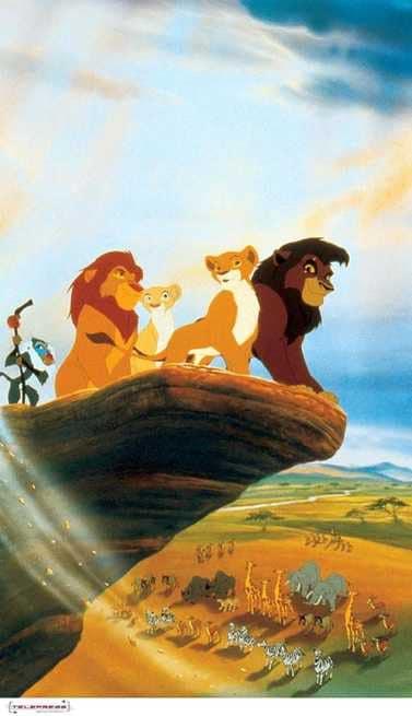 1/0 - Il re Leone II - Il regno di Simba