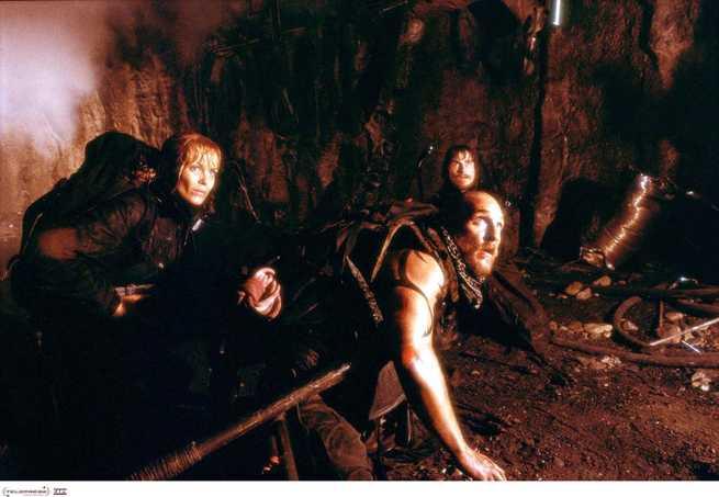 Izabella Scorupco, Matthew McConaughey, Christian Bale