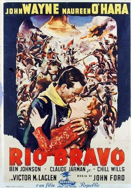 Rio bravo 1950 - Tavolo n 19 film completo ...