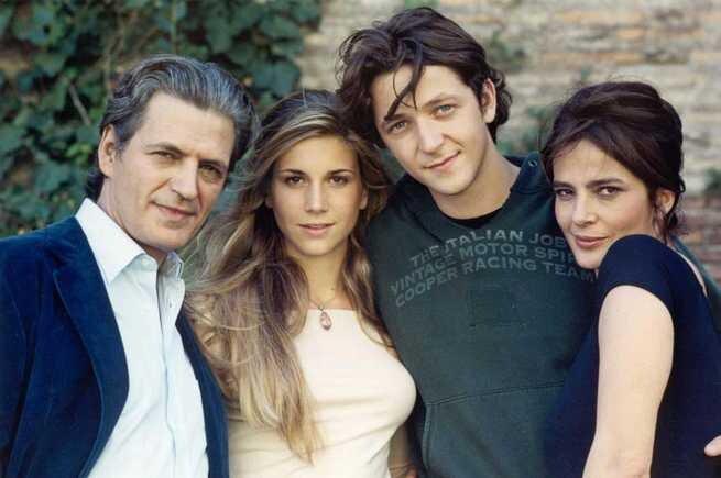 Fabrizio Bentivoglio, Nicoletta Romanoff, Silvio Muccino, Laura Morante