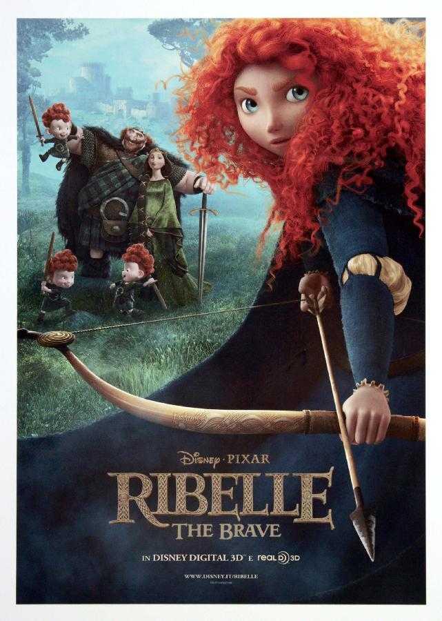 Ribelle the brave filmtv