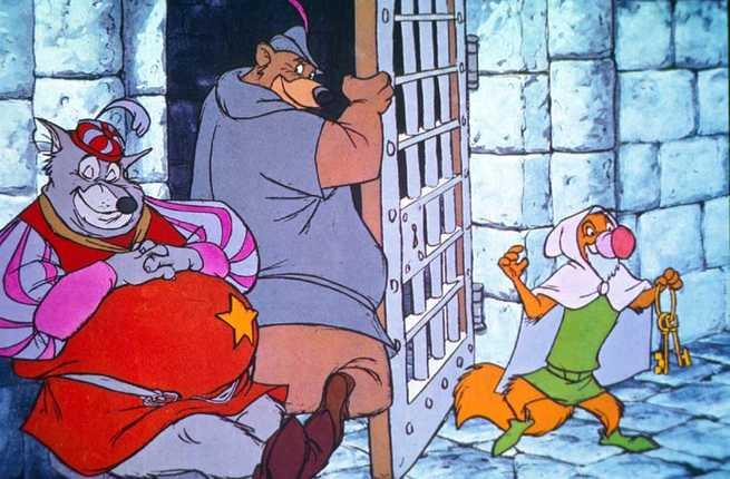 2/3 - Robin Hood