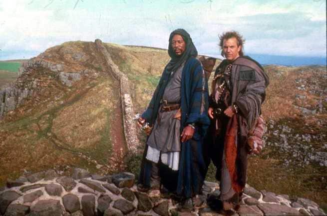 Kevin Costner, Morgan Freeman