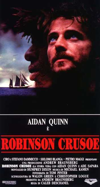 1/2 - Robinson Crusoe