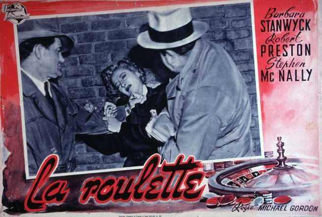 1/3 - La roulette