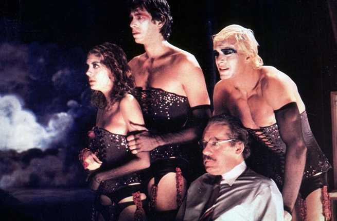 1/2 - The Rocky Horror Picture Show