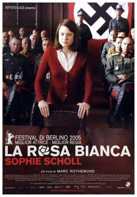 La Rosa Bianca - Sophie Scholl (2005), [BDrip 1080p - H264 - Ita Ger Ac3 5 1 - Sub Ita Ger] Drammatico