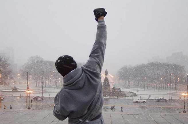 2/7 - Rocky Balboa