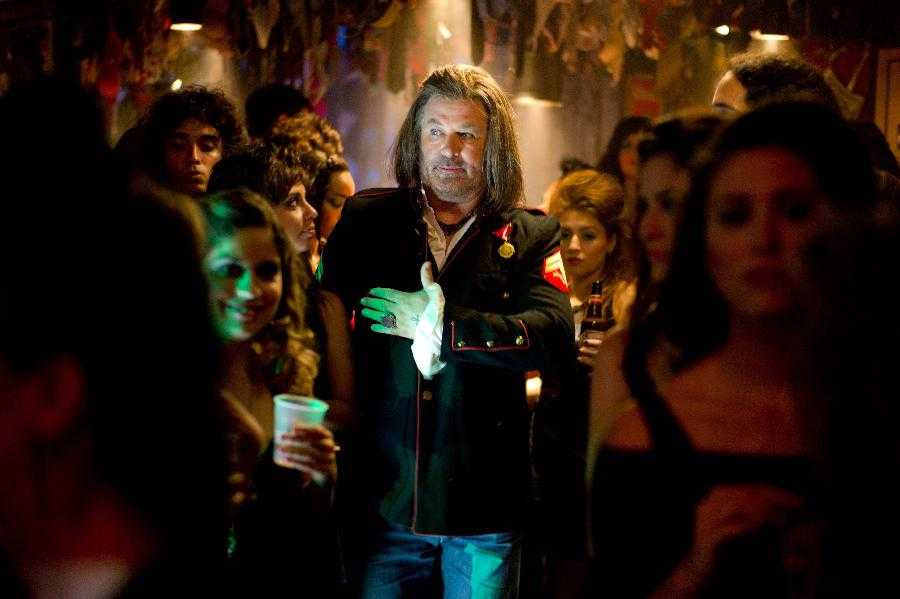 Rock of Ages: Alec Baldwin