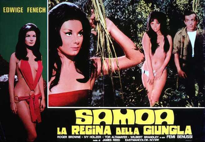 1/3 - Samoa, regina della giungla