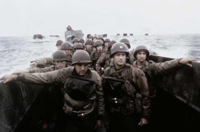 Dday landings on film Hollywoods best second world war