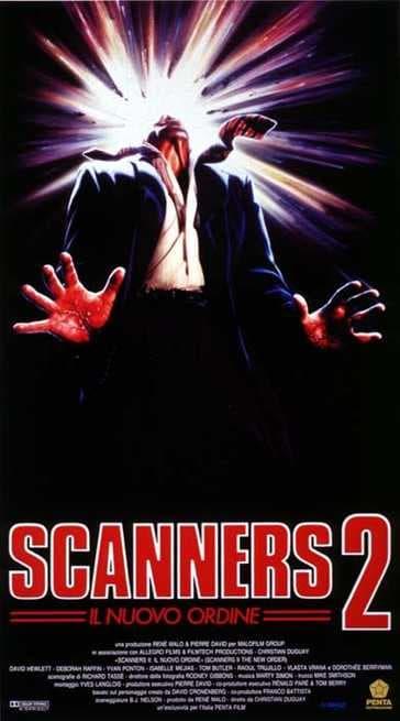 1/7 - Scanners 2 - Il nuovo ordine