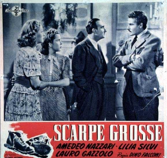 Scarpe Grosse (1940)
