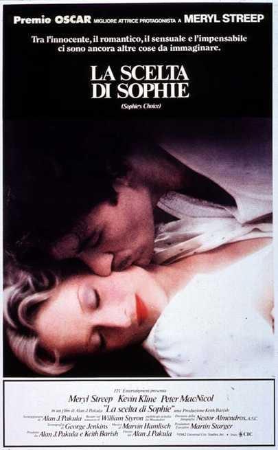 La scelta di Sophie - Sophie's Choice (1982), [XviD - Ita Eng Mp3 - Sub Ita Eng] Drammatico BDrip
