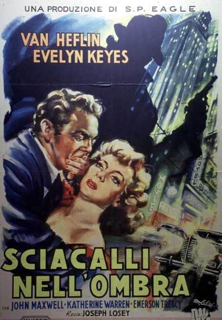 Sciacalli Nell'Ombra (1951)