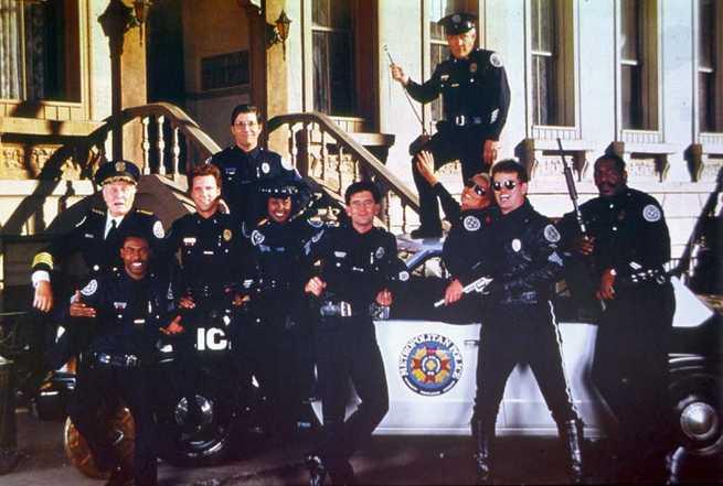 1/2 - Scuola di polizia 6. La città assediata